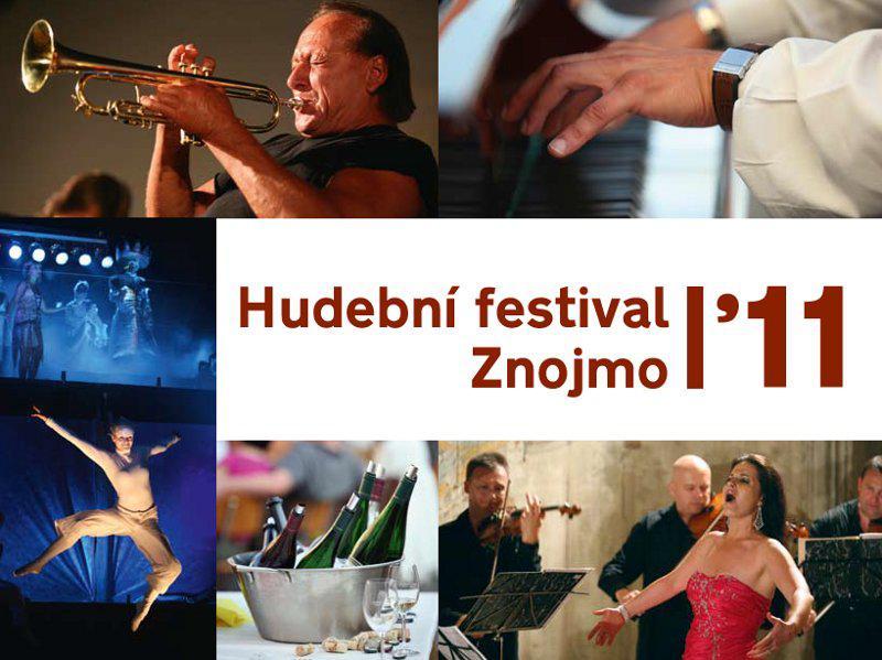 Ve Znojmě začal sedmý ročník hudebního festivalu