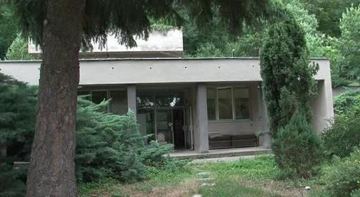 Areál záchranné stanice v brněnské zoo