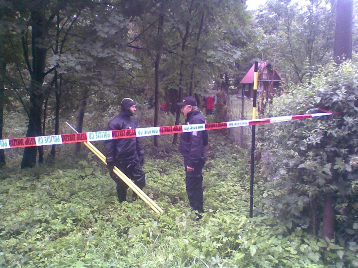 Policejní potápěči našli pohřešovaného muže