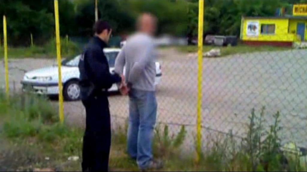Policie zadržela pachatele krátce po činu