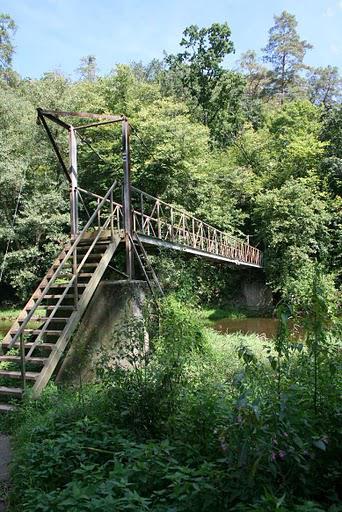 Most přes Oslavu