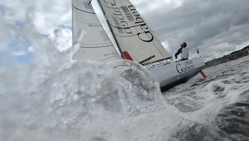 Milan Koláček na své jachtě