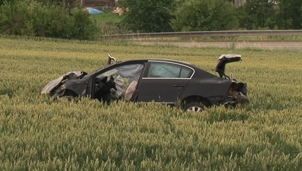Tragická nehoda u Šlapanic
