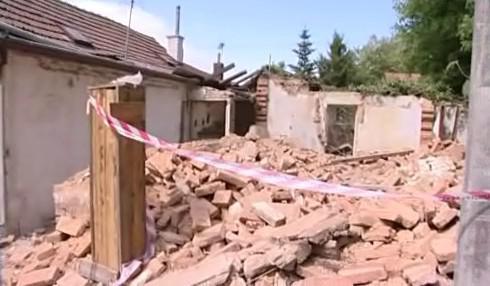 Po památce v Kamenné čtvrti zůstala jen hromada cihel