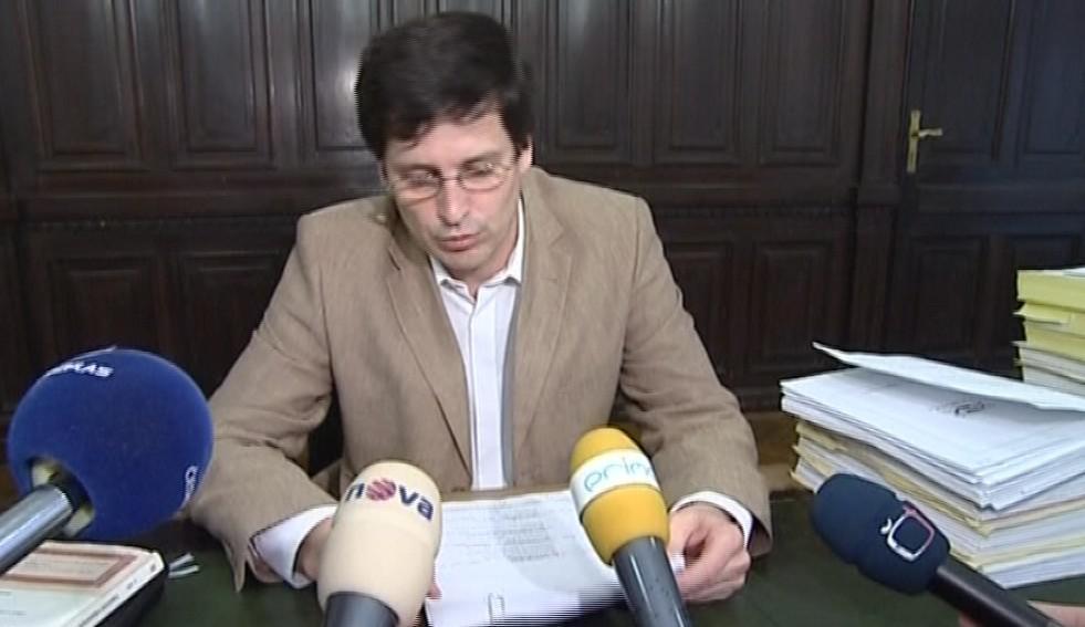 Soudce Aleš Dufek