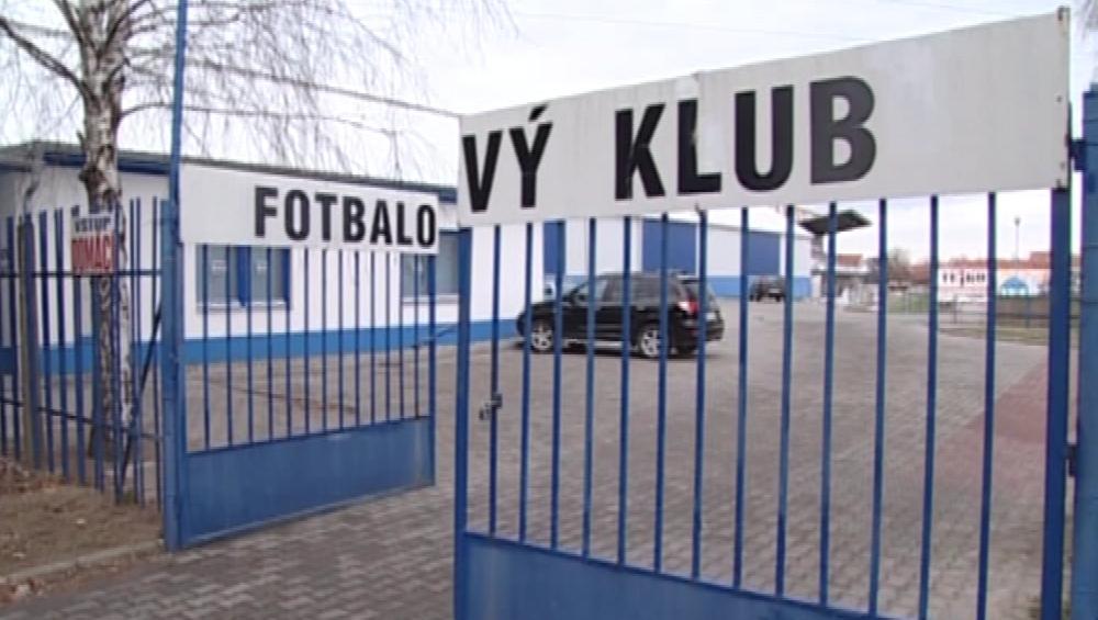 Areál FK Kunovice