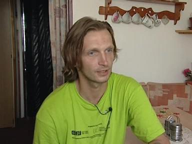Radek Uhlíř Vrbátky, domácí vězení