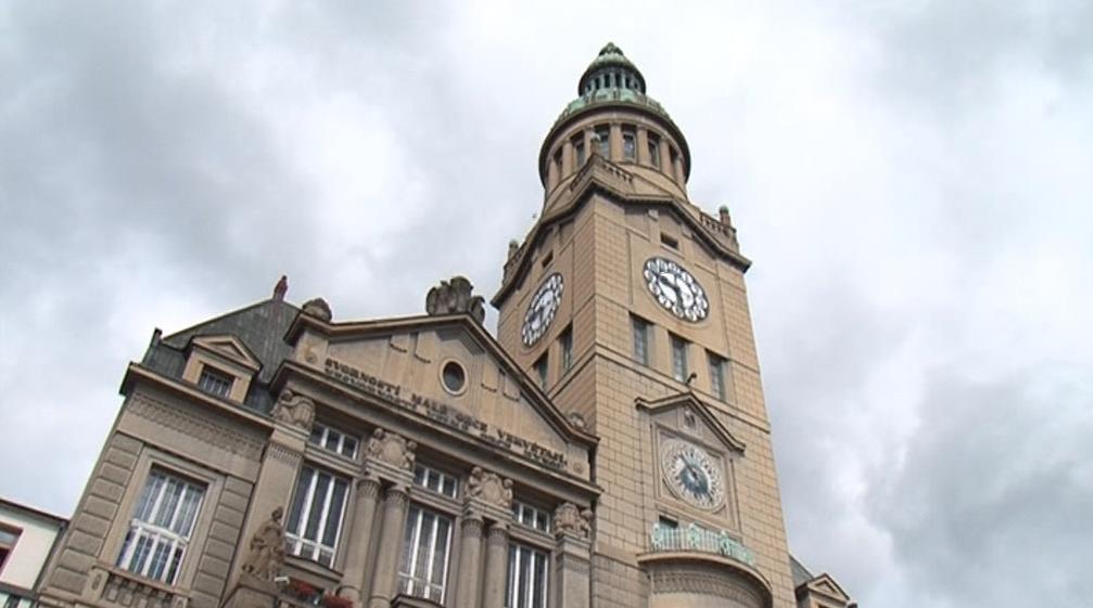 Radnice v Prostějově