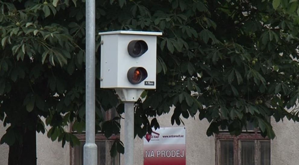 Radary v Prostějově zatím měří jen orientačně