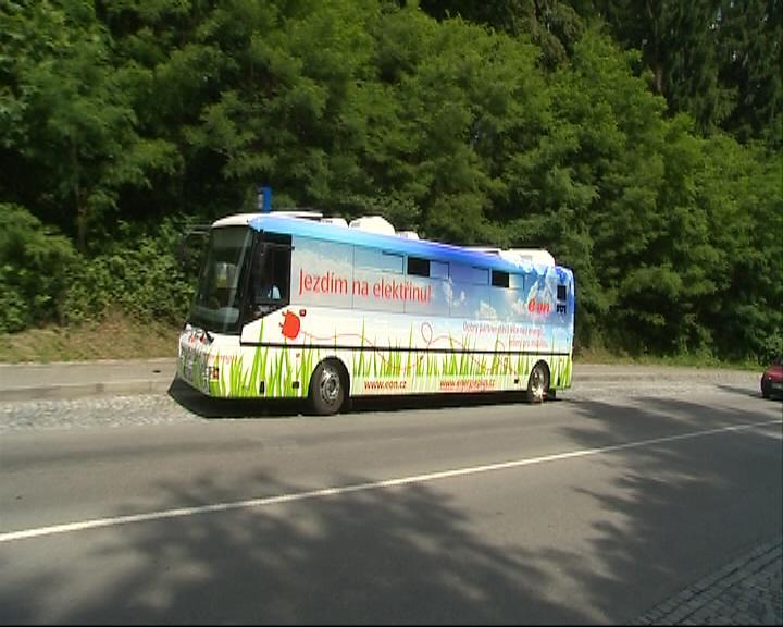 Autobusy na elektřinu by mohly jezdit ve Zlíně