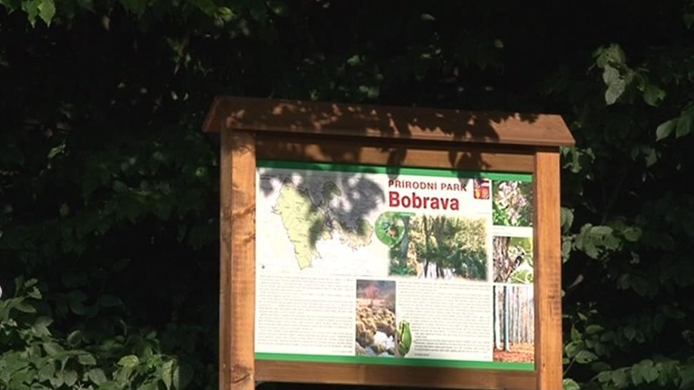 Přírodní park Bobrava
