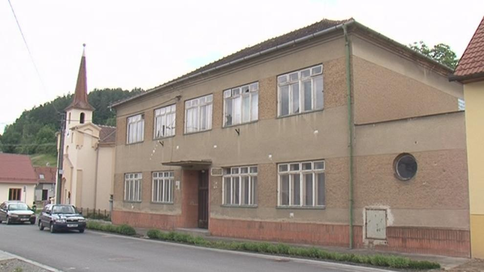 Škola ve Spešově