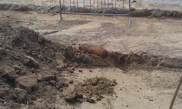 Munice z války vyklidila centrum Moravského Krumlova