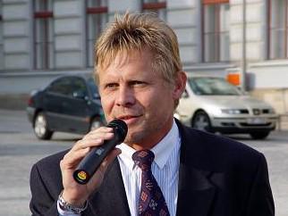 Zbyšek Kaššai (ČSSD), starosta Znojma