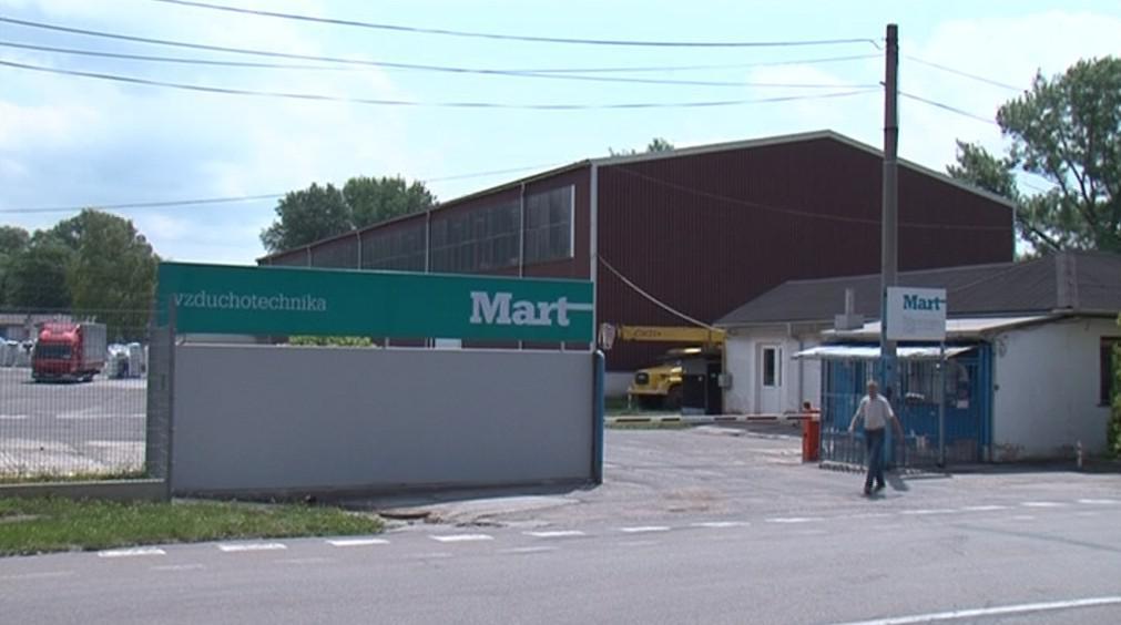 Firma Mart propustila odboráře