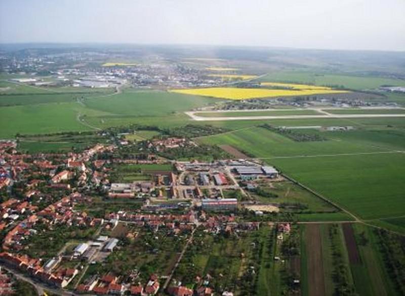 Městská část Tuřany, v jejíž blízkosti má vzniknout průmyslová zóna