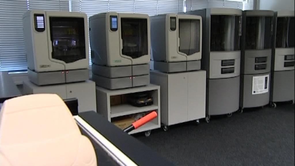 3D tiskárny