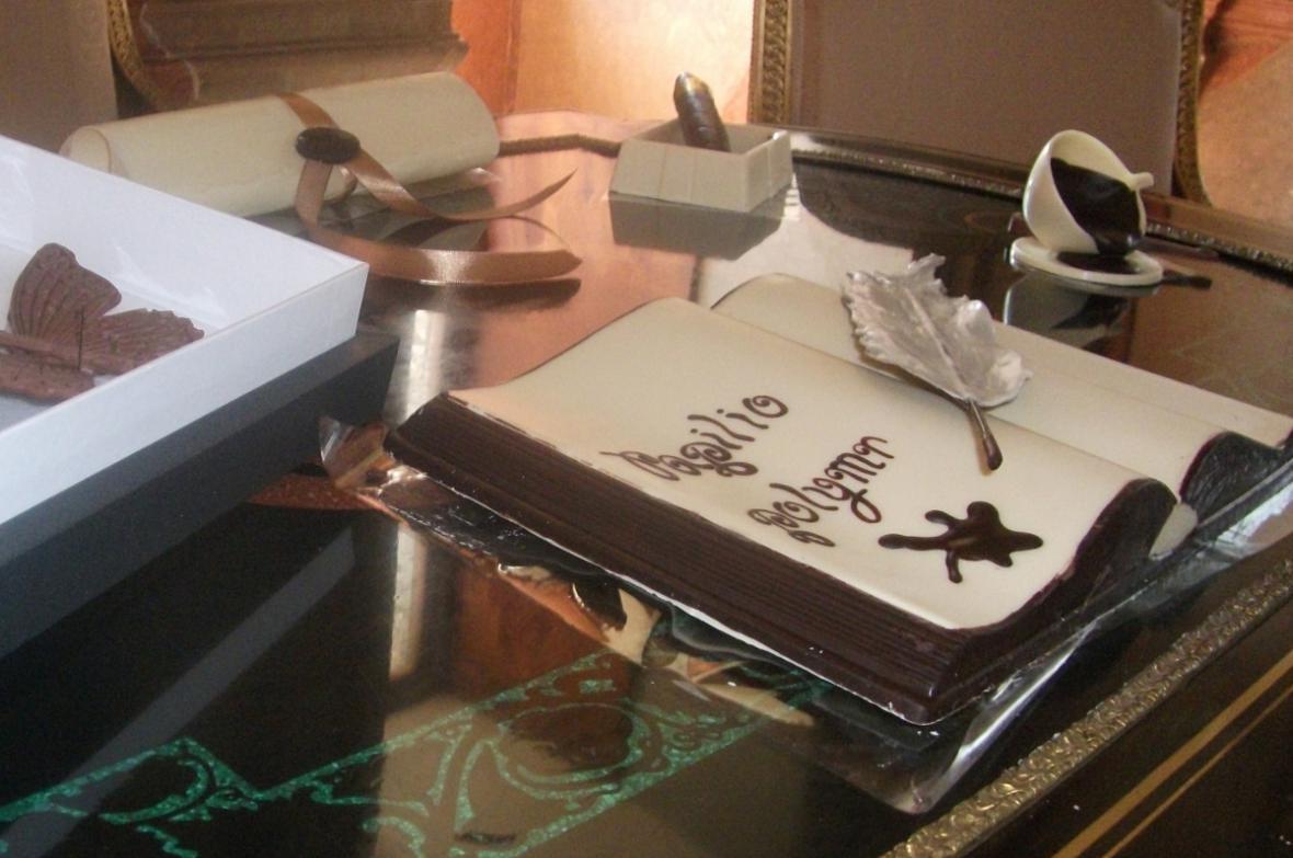 Čokoládová expozice ve Valticích
