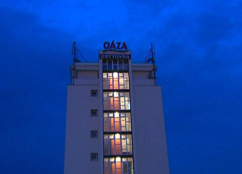 Ubytovna Oáza v Otrokovicích