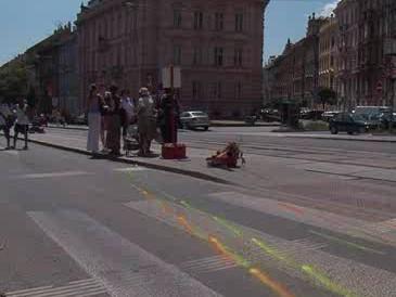 Nehoda na Konečného náměstí
