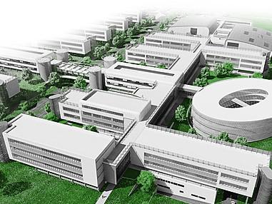 Vizualizace institutu CEITEC