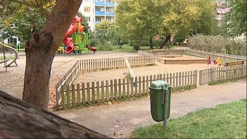 Dětské hřiště v Brně-Juliánově