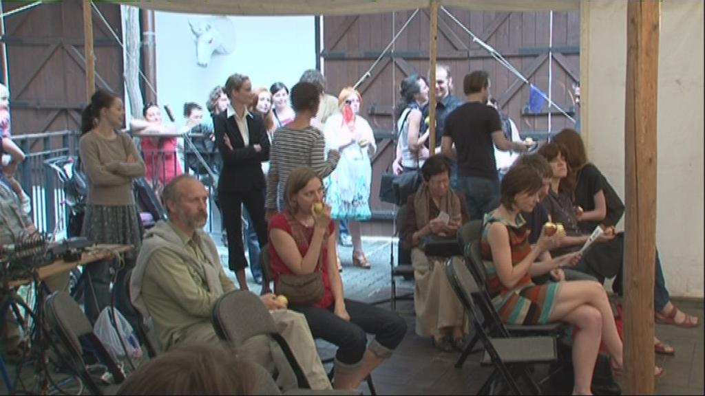 Diváci festivalu Divadelní svět Brno