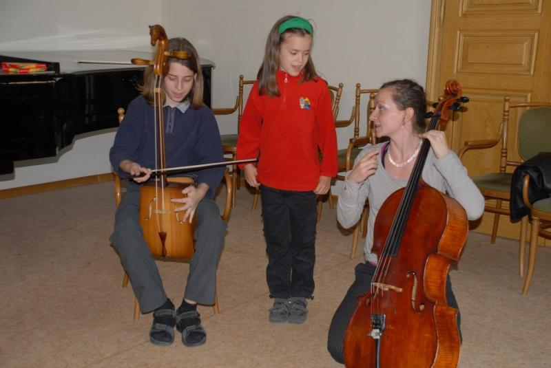 Mozartovy děti - projekt je součástí festivalu Brno - město uprostřed Evropy
