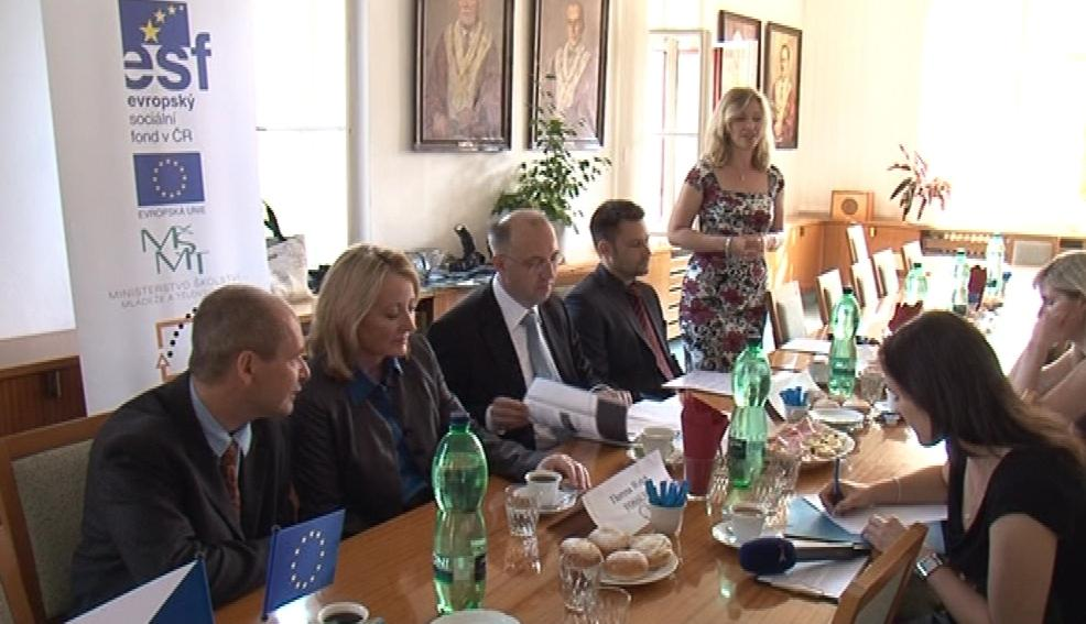 Konference zástupců univerzit ke vznikající spolupráci