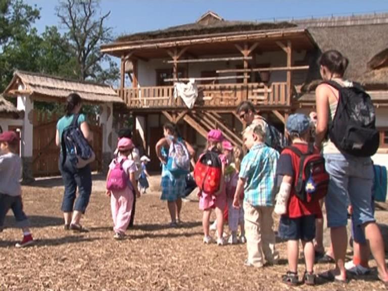 Expozice Dětské zoo
