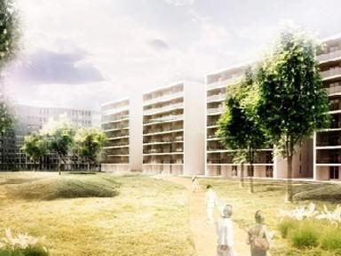 Návrh výstavby v oblasti Opuštěná-Trnitá