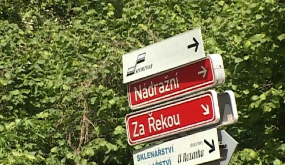 Po železnici zůstal název ulice