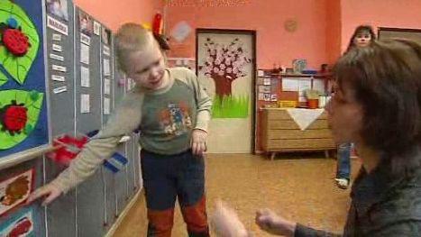 Práce s dětmi postiženými autismem