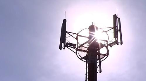 Vysílač společnosti T-Mobile