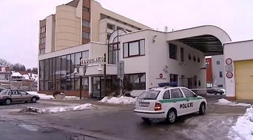 Nemocnice v Ivančicích