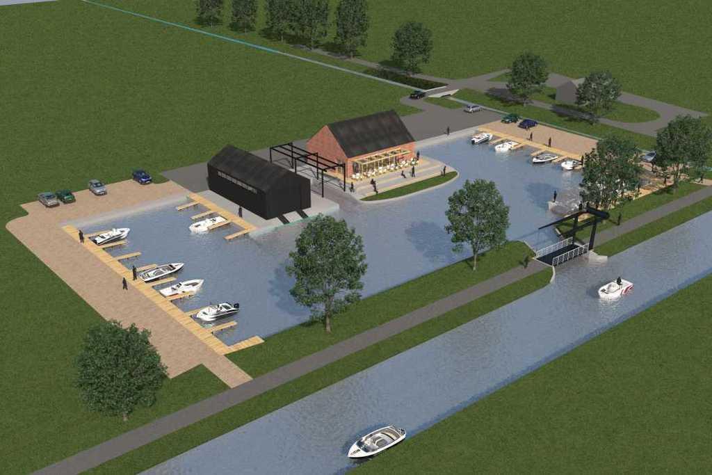 Projekt babického přístavu