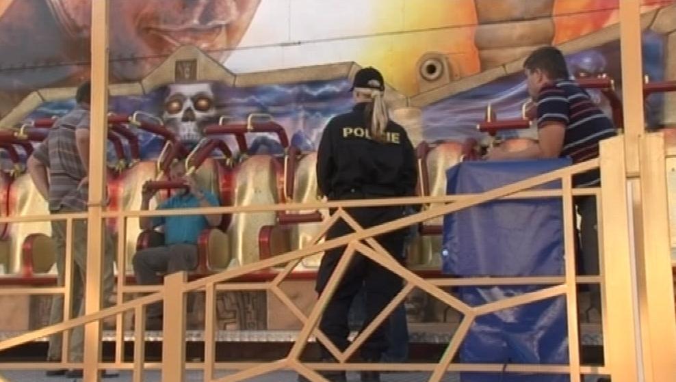 Policie v červenci 2009 vyšetřovala případ přímo na místě