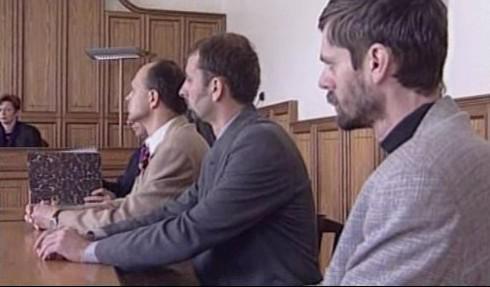 Bývalí studenti u soudu