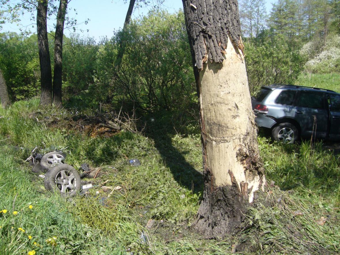 Tragická nehoda na Vsetínsku si vyžádala jeden lidský život