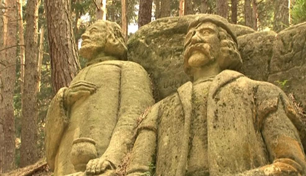 Jan Hus a Jan Žižka