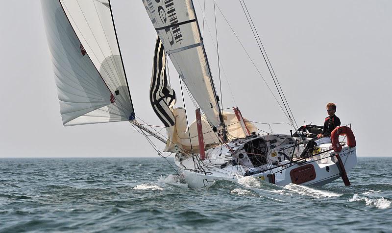 Milan Koláček se připravuje u La Rochelle