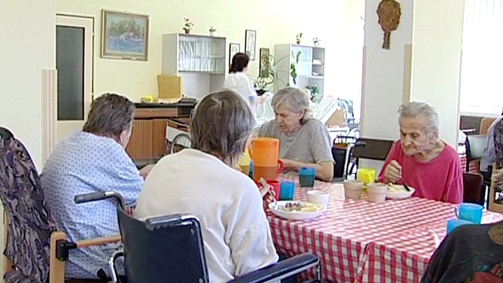 Stravování seniorů