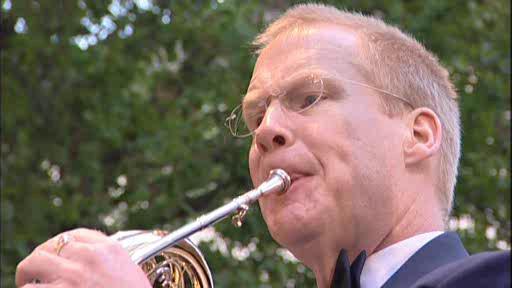 Trumpetista amerického big bandu