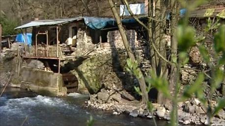 Na břehy řeky Svitavy ožívá staý hamr