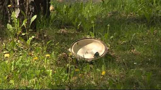 Okolí  Bečvy je plné odpadů