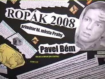 Pavel Bém Ropákem 2008