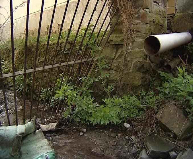 Luleč potřebuje kanalizaci