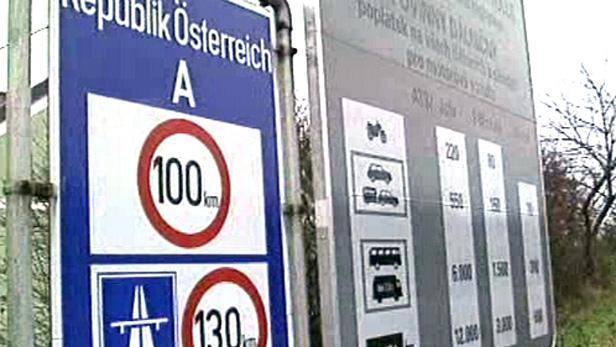 Rakouská státní hranice