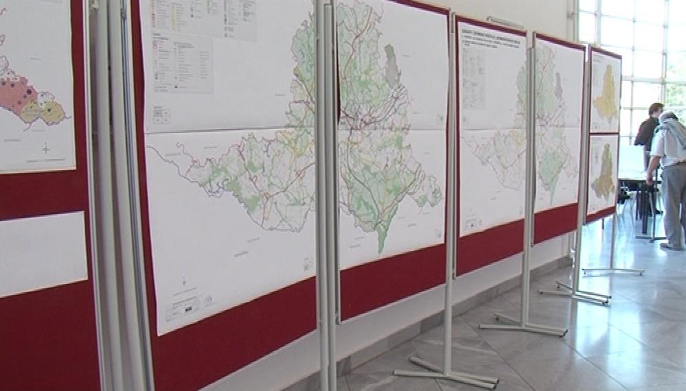 Kraj připravuje nový územní plán