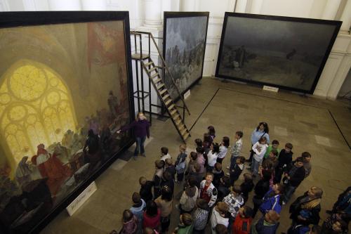 Epopej na zámku v Moravském Krumlově
